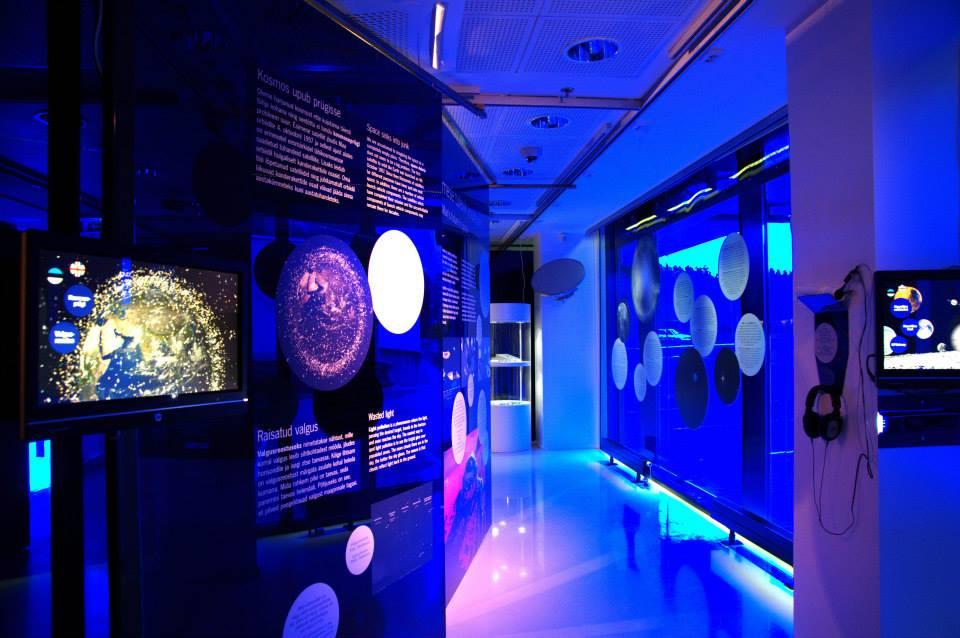 Estonian Footprint in Space, Footprint of Space in Estonia